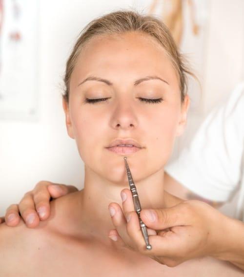 Bienfaits de la réflexologie faciale